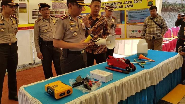 Polres Bekasi Siapkan Bengkel Mobile di Tol Jakarta-Cikampek