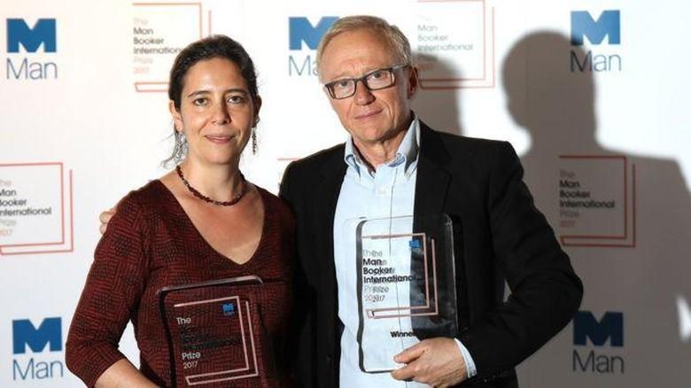 Penulis Israel Raih Man Booker International Prize 2017