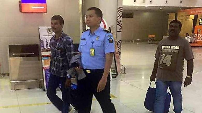 Imigrasi Tanjung Perak Deportasi 43 WNA Selama Tahun 2017