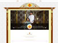 website kratonwedding.com
