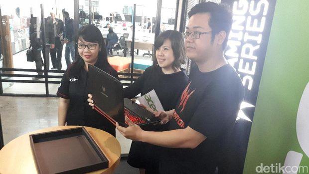 Acer: Pasar Gaming Indonesia Meningkat 200%