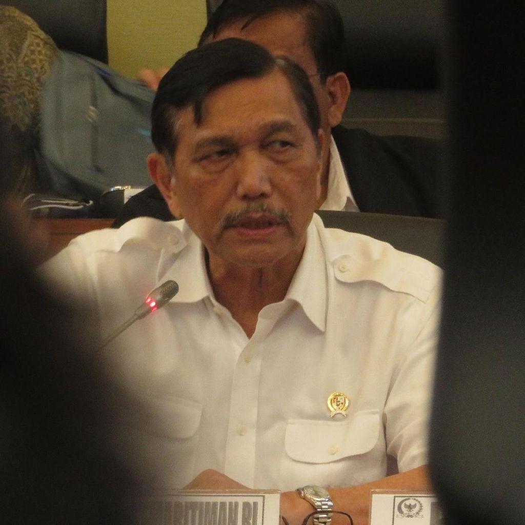 Luhut Minta Penolakan Pilpres Tak Dibesarkan: Sudahlah Pak Prabowo