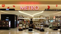 Metro Department Store Sudah Buka Kembali, Ini Jam Operasinya