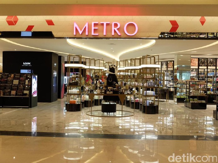 metro department store puri indah mall
