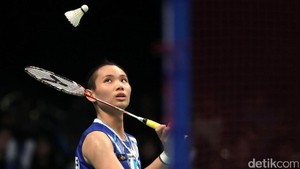 Tai Tzu Ying Absen di Kejuaraan Dunia