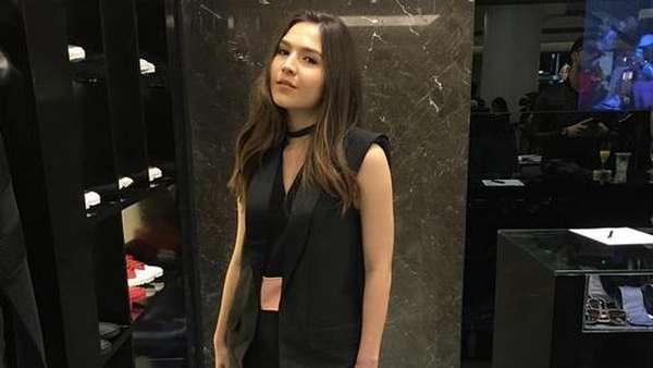 Hamil Enam Bulan, Olivia Jensen Makin Mempesona