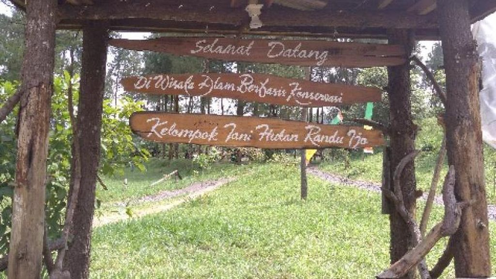 Objek Wisata di TN Gunung Merapi Ditutup Pada Hari H Idul Fitri