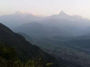 Begini Indahnya Panorama Puncak Dunia di Nepal