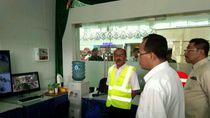 Menhub Pantau Posko Mudik di Bandara Sepinggan