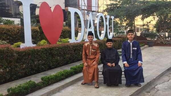 3 Santri Muda Indonesia akan Jadi Imam Tarawih di Korsel