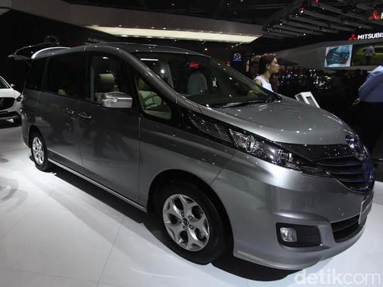 Mazda Biante. Foto: dok detikOto