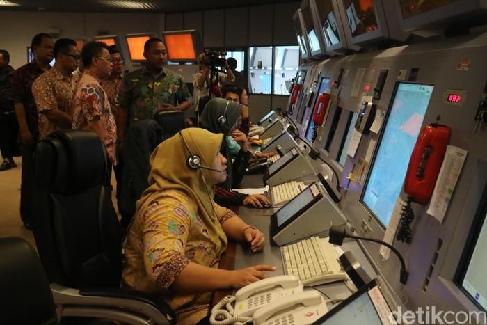 Jelang Mudik, Dirut AirNav Cek Kesiapan Navigasi di Makassar