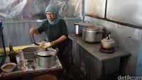 Warung makan Pi'an di Tegal
