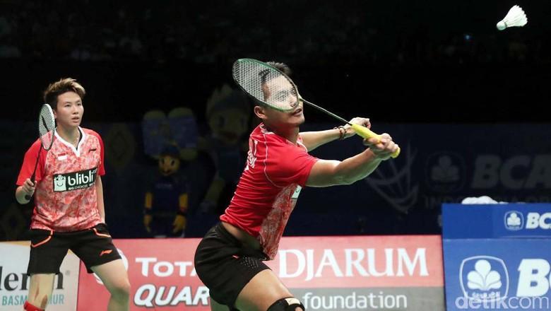 Juara di Indonesia Open Sudah, Tontowi/Liliyana Tatap Australia Terbuka