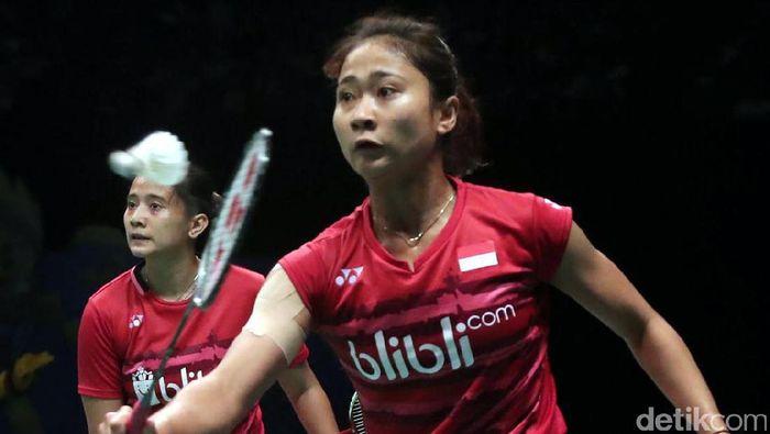 Ni Ketut Mahadewi Istarani menjadi cadangan di Piala Sudirman 2019.  (Grandyoz Zafna/detikSport)