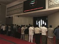 Iktikaf yang Fokus Bahas Akhir Zaman di Darul Ihsan Bandung