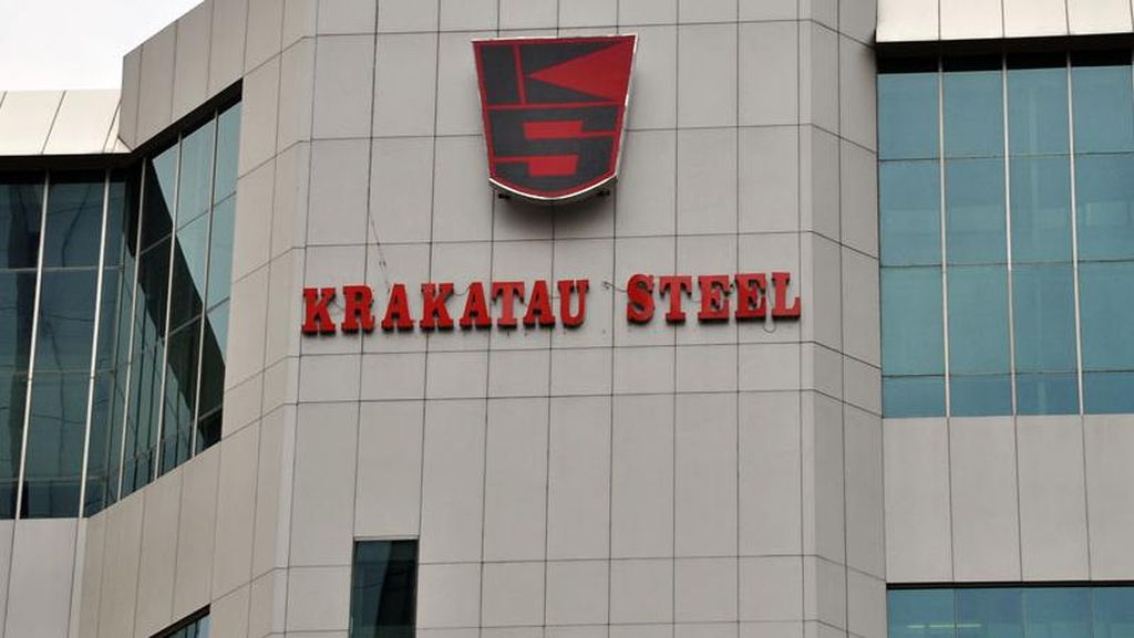 Kementerian BUMN: Krakatau Steel Baru Sehat Tahun 2025