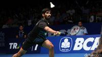Indonesia Open 2018 yang Berat Bagi Kidambi Srikanth