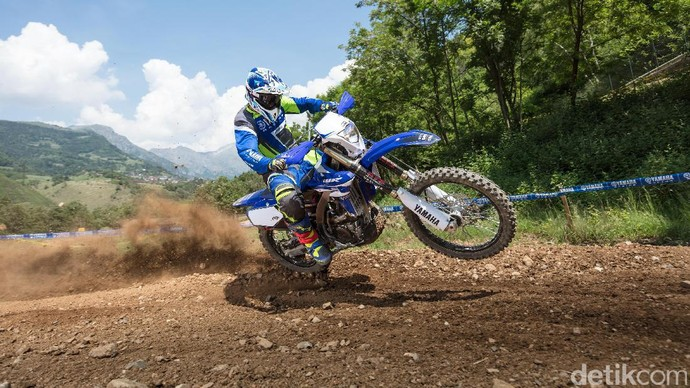 Motor Off-Road Yamaha Terbaru Nih..