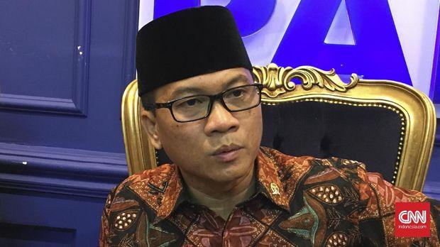 Ketua DPP PAN Yandri Susanto, di Jakarta, beberapa waktu lalu.
