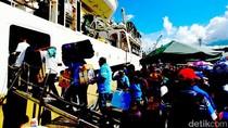 Kuota Mudik Gratis Kemenhub Lewat Laut Masih Tersedia