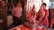 Polres Sukabumi Soroti Harga dan Kualitas Pangan Jelang Lebaran