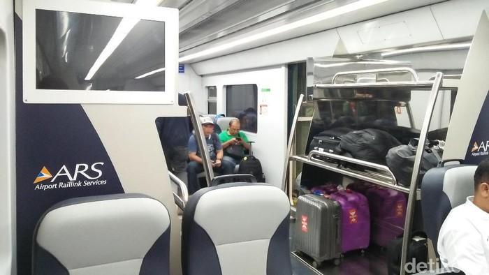 Kereta Bandara Kualanamu Medan