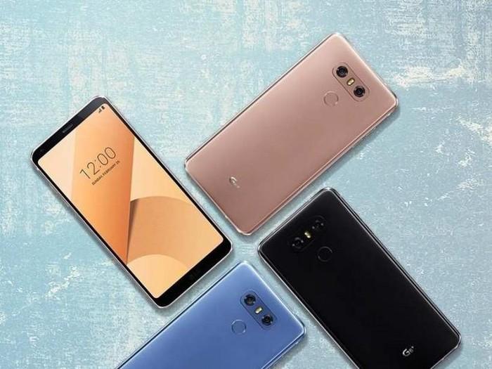 LG G6. Foto: LG G6+