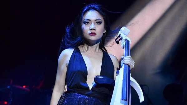 Cerita Tina Guo Kerja Bareng Hans Zimmer Lalu Isi Musik Wonder Woman