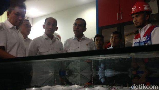 Wamen ESDM Cek Stok BBM di Medan