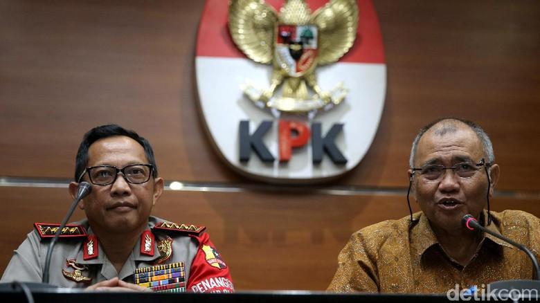 Kapolri: Ada Petunjuk Menarik di Kasus Teror Pimpinan KPK