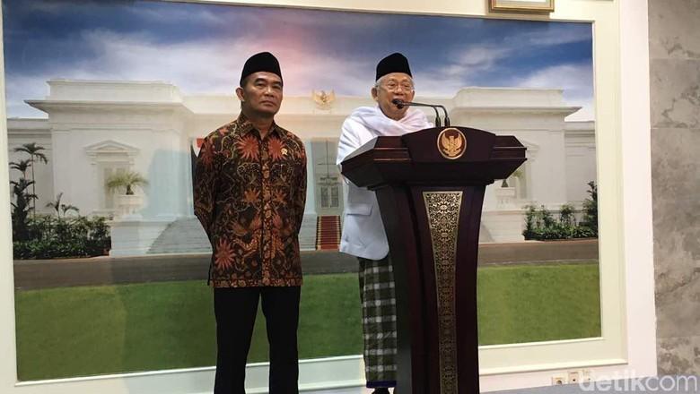 Usai Temui Jokowi, Ketum MUI: Presiden Rombak Aturan Sekolah 8 Jam