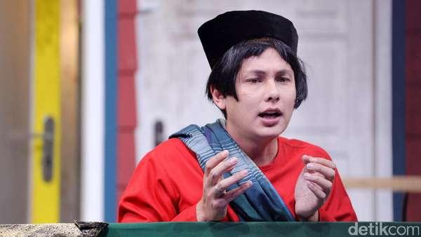 Saat Andhika Pratama Jadi Unyil, Tetap Ganteng?