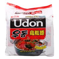 Produk mie Korea mengandung babi