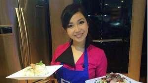 Cantiknya Chef Aiko
