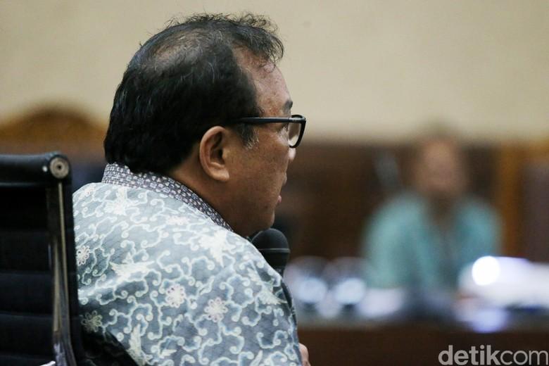 Jaksa Putar Rekaman Penyuap Patrialis Merayu Hakim