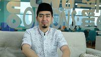 Solmed Jenguk Ustad Arifin Ilham di RSCM, Sempat Ngobrol