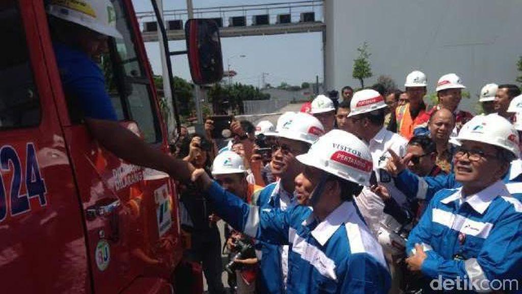 Wamen ESDM Pastikan Stok BBM di Sumatera Aman Saat Lebaran