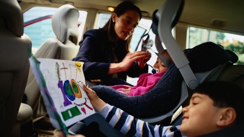Ajarkan Keselamatan Berkendara Juga Bisa Bangun Karakter Anak Lho/ Foto: Dok. Thinkstock