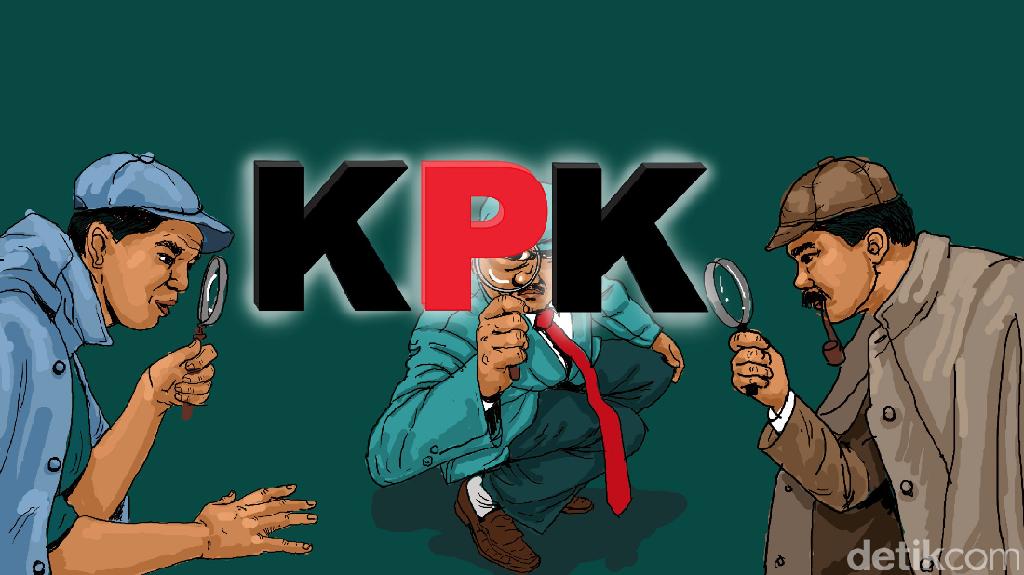 Tudingan Koki Gila untuk Penyidik KPK