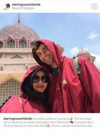 Perjalanan Ruppert Keliling Dunia: Terpikat Islam di Indonesia