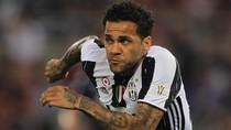 Dani Alves Ditipu Juventus