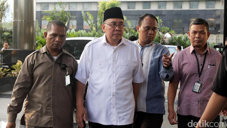 Kronologi OTT Kasus Suap Gubernur Bengkulu