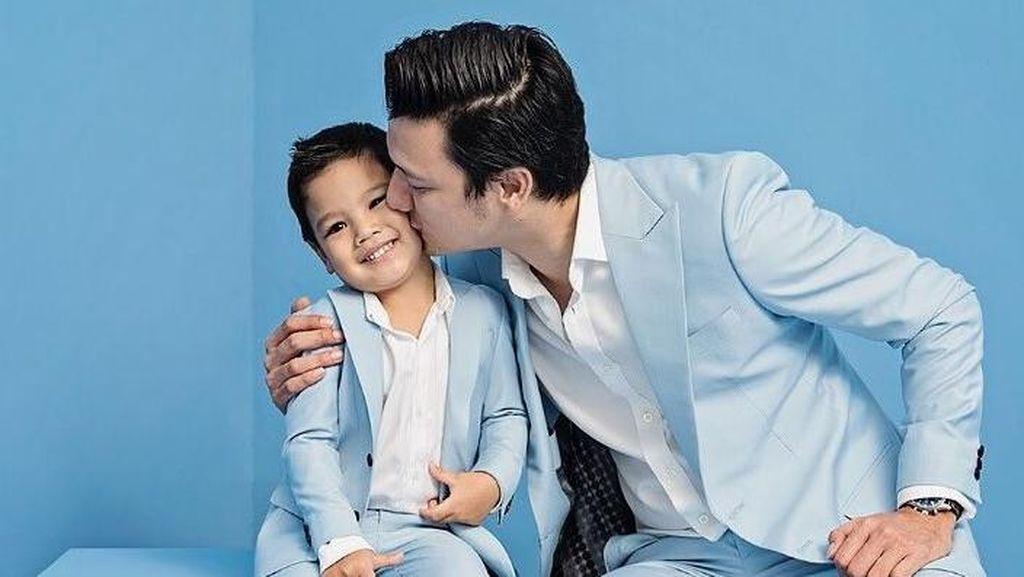 Cerita Christian Sugiono Berusaha Jadi Teman bagi Anaknya