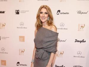 Berponi saat OOTD, Celine Dion Hampir Tak Dikenali