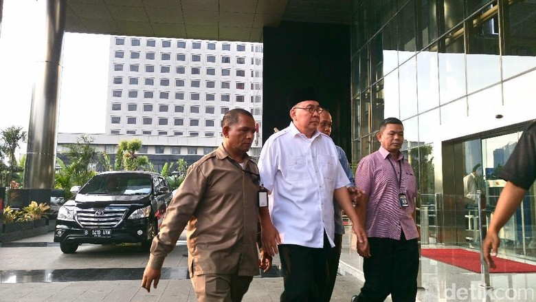 OTT Gubernur Bengkulu Terkait Suap Proyek