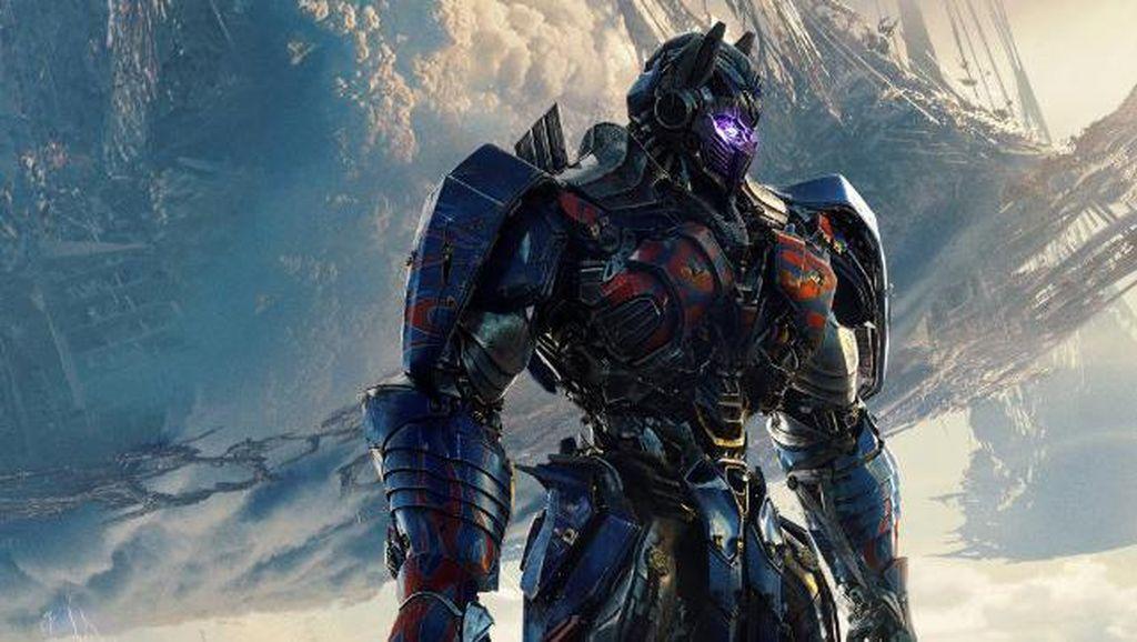 Alien Seperti Robot Transformers Diduga Benar-benar Ada