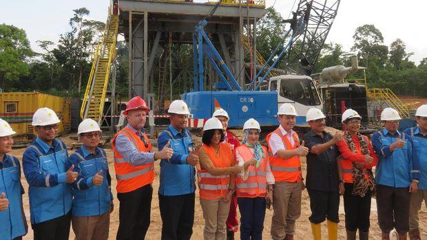 Proyek PLTP Tulehu di Maluku dimulai