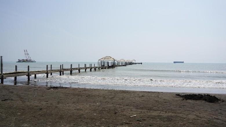 Pantai Alam Indah di Tegal (Masaul/detikTravel)