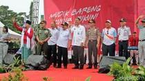 Pulang ke Kampung Halaman, 2.109 Pemudik Dilepas Gubernur Jatim
